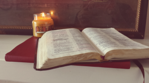 Journal & Bible