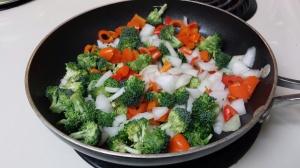 Frittata Veggies