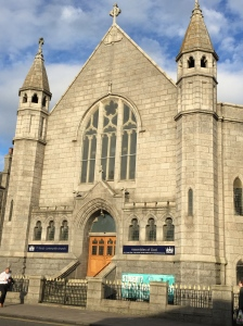 Visited on Sunday, loved it, and will be calling this our new church home in Aberdeen!